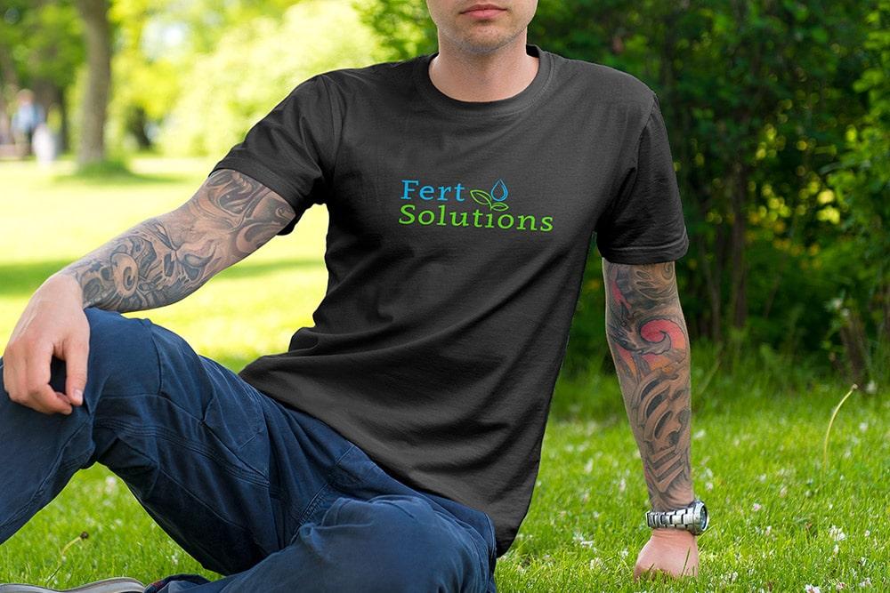 Fert solutions logo our work rushton marketing